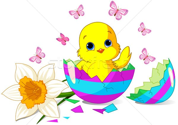 7581333 stock-vector-easter-chick-surprise